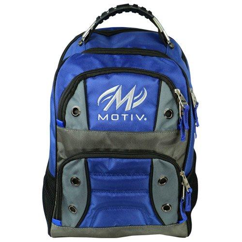 MOTIV Intrepid Backpack Bowling Bag Blue by Motiv