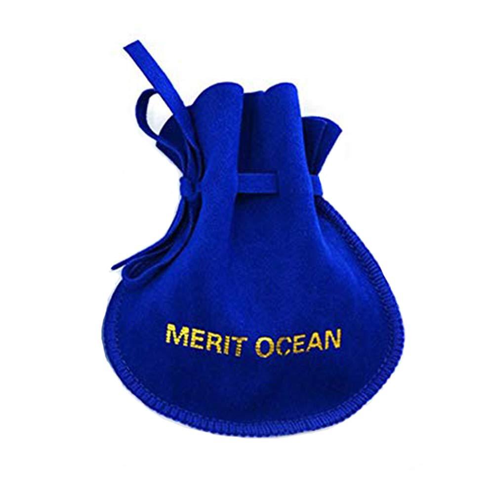 Merit Ocean Gemelos de Fibra de Carbono Black para Regalo de Empresa de Bodas para Hombres