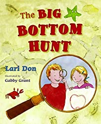 The Big Bottom Hunt (Picture Kelpies)