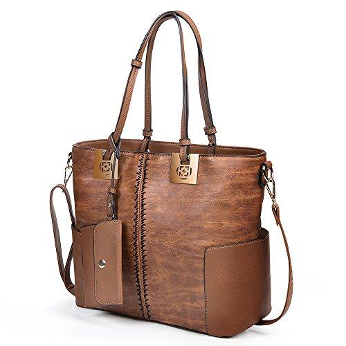 Women Purses Handbags Hobo Bags Shoulder Tote Bags Top Handle PU Leather Women Bags