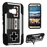 Cheap DuroCase ® HTC One M9 Kickstand Bumper Case – (Game Controller)