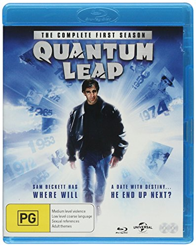 Quantum Leap Season 1 [Blu-ray]
