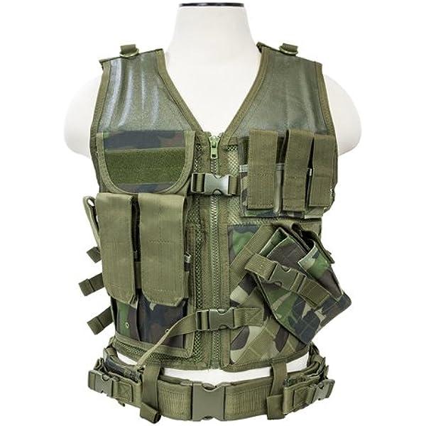 combat vest for women xs