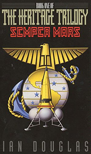 book cover of Semper Mars