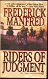 Riders of Judgement, Frederick Manfred, 0451184254