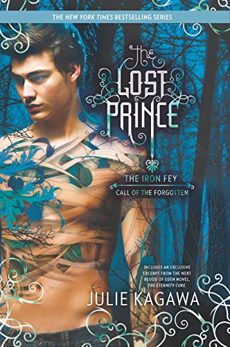 The Lost Prince (The Iron Fey)