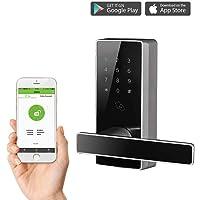 ZKTeco Cerradura Biometrica Electronica Cerradura Digital Para Puerta Cerraduras Inteligentes
