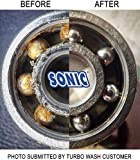 SONIC Turbo Wash Bio Bearing Cleaning System