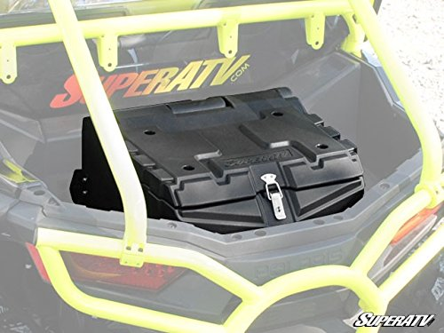 2017 Polaris RZR 900 XC Rear Cargo Box by SuperATV RCB-P-RZR90015 by Super ATV