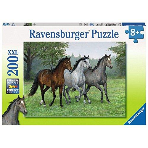 Ravensburger Wild Trifecta - 200 pc (200 Pc Ravensburger Kids Puzzle)