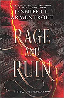 Book Cover: Rage and Ruin