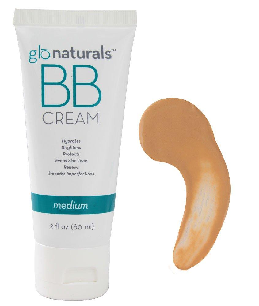 Glonaturals BB Cream – Medium Color – Non-GMO — 2 fl oz