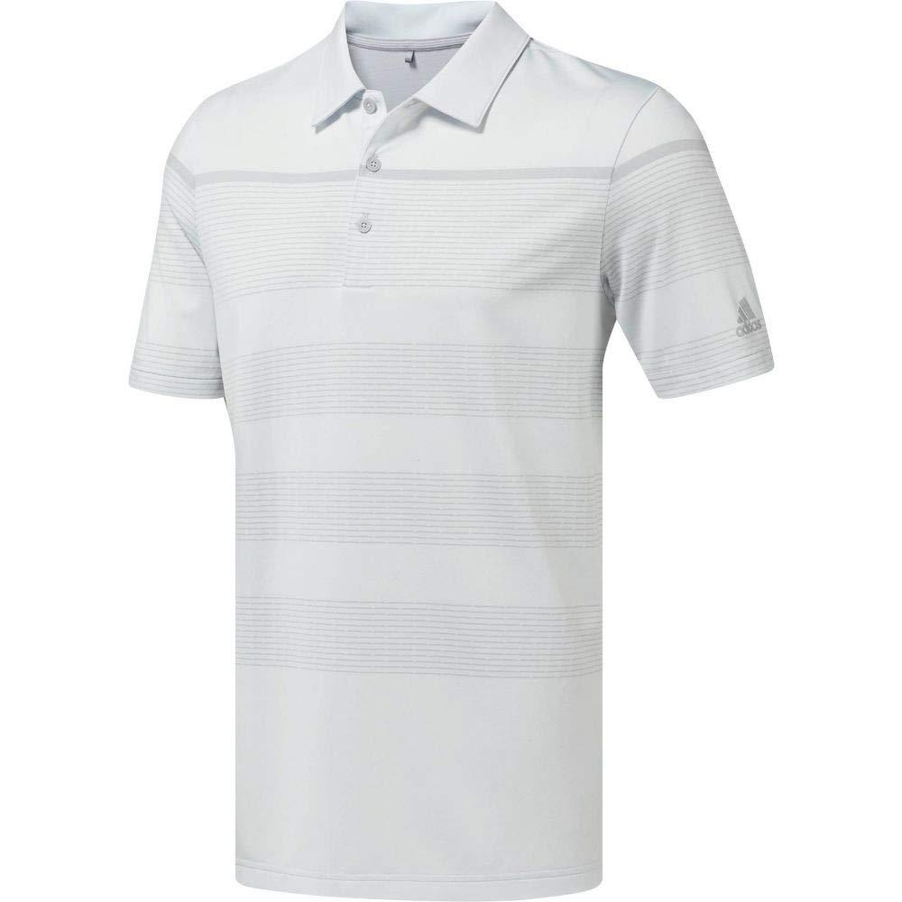 (アディダス) adidas メンズ ゴルフ トップス adidas Ultimate365 Engineered Stripe Golf Polo [並行輸入品]   B07N8P9N3S