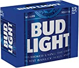 Bud Light 2/12 Can, 12 oz