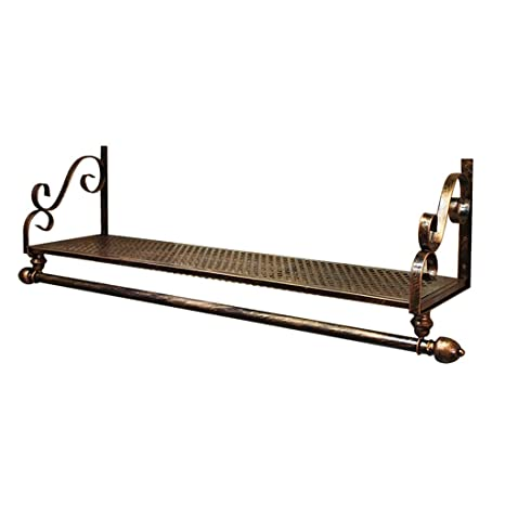 Amazon.com: YWYMJ Coat Racks Wrought Iron Clothing Rack ...