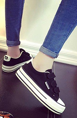 Classique Scratch Femme Aisun Sneakers Basse 7RS55w
