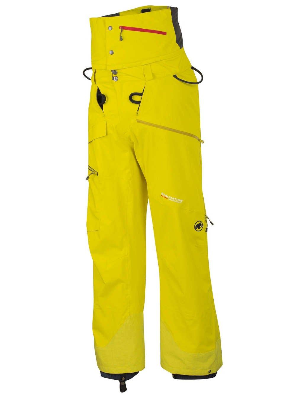 Mammut Herren Snowboard Hose Alyeska GTX Pro 3L Realization Pants