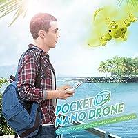 Hot Sale!RC Drone,Sunfei Mini Wifi 720P Camera Drone RC Quadcopter 2.4GHz 4CH 6-Axis Gyro 3D UFO FPV RC (Yellow)