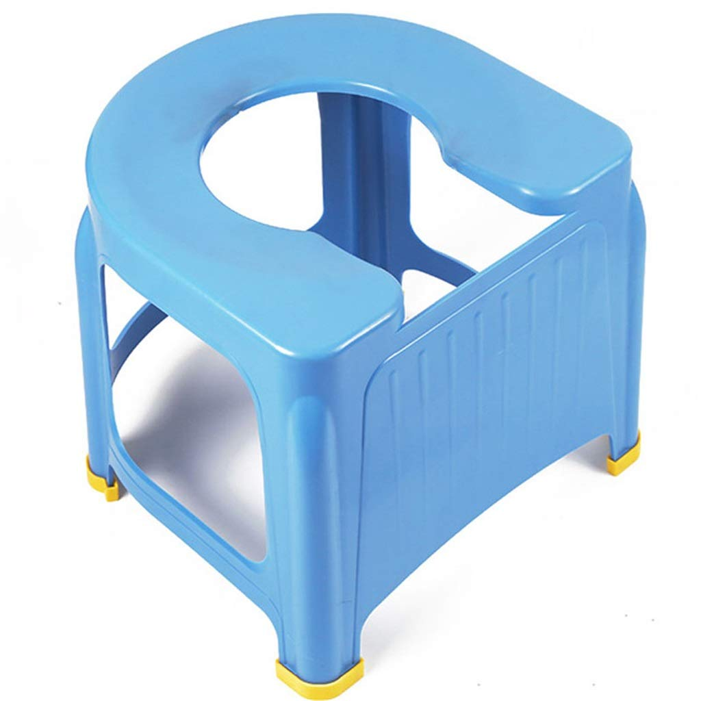 G-LXYZBQSHYP Child Toilet Training Camp Toilet Stool Comfortable Seat Portable Multifunction Eco Friendly Stool by G-LXYZBQSHYP