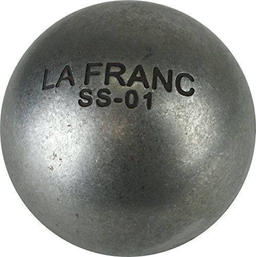 Boulekugeln La Franc SS-01 (Stainless Steel) 76, 690, 0