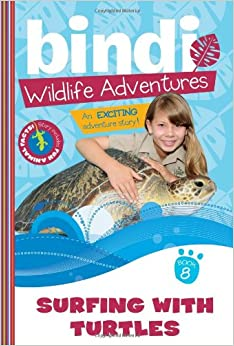Surfing with Turtles (Bindi Wildlife Adventures)