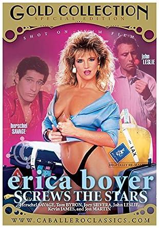Erica Boyer Screws The Stars Amazon Co Uk Erica Boyer Herschel Savage John Leslie Dvd Blu Ray