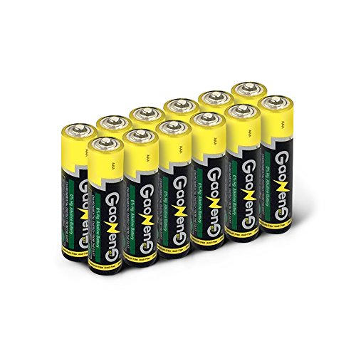 AAA Batteries Super Alkaline AAA Battery High Performance 12 Count Pack