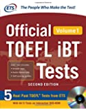 Official TOEFL iBT Tests Volume 1, 2nd Edition (Official Toefl iBT Tests)