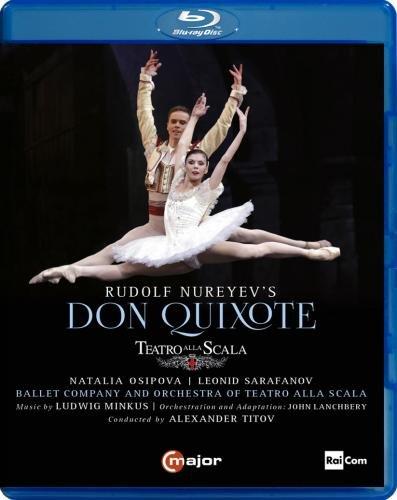 Don Quixote (Blu-ray)