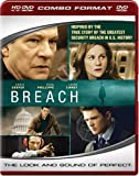 Breach (Combo HD DVD and Standard DVD)