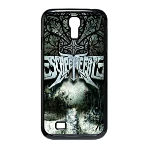 CTSLR Escape The Fate Hard Case Cover Skin for Samsung Galaxy S4 I9500-1 Pack- 6
