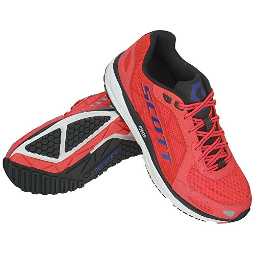 Scott Shoe Ws Palani Trainer green/pink SAMPLE 8.5 US Red