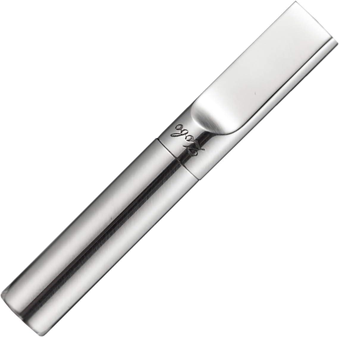 CaLeQi Soporte para Cigarrillos de Tipo Limpio Reutilizable Solo para Slim 6mm Dia (Astilla)