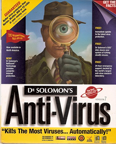 Dr Solomon's AntiVirus Version 7 (regular V7.94)