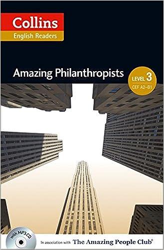 Amazing Philanthropists: B1 por Mackenzie epub