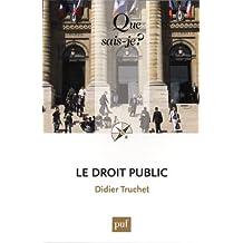 Droit public (Le) [ancienne édition]