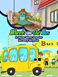 Wheels on the Bus and More Nursery Rhymes | Rhyme Time - Nursery Rhymes Compilation for Toddlers