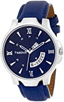 Redux Analogue Blue Dial Boys & Men's Watch-RWS0130S