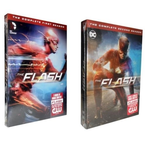 The Flash Season 1-2 Bundle