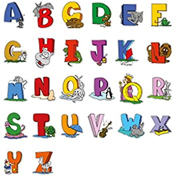 this item childrens alphabet abc wall decal decorative while educational letters of the alphabet wall stickers large size ranging from 51 in x 75 in to