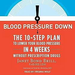 Blood Pressure Down