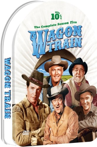 Wagon Train: Season 5 by Shout! Factory / Timeless Media