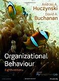 img - for Organizational Behaviour by Andrzej A. Huczynski (2013-09-11) book / textbook / text book