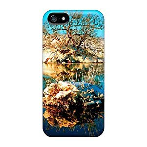 High Quality Shock Absorbing Cases For Iphone 5Ctree In Reflection Kimberly Kurzendoerfer