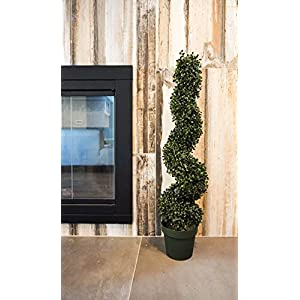 Admired by Nature Aritificial Boxwood 2