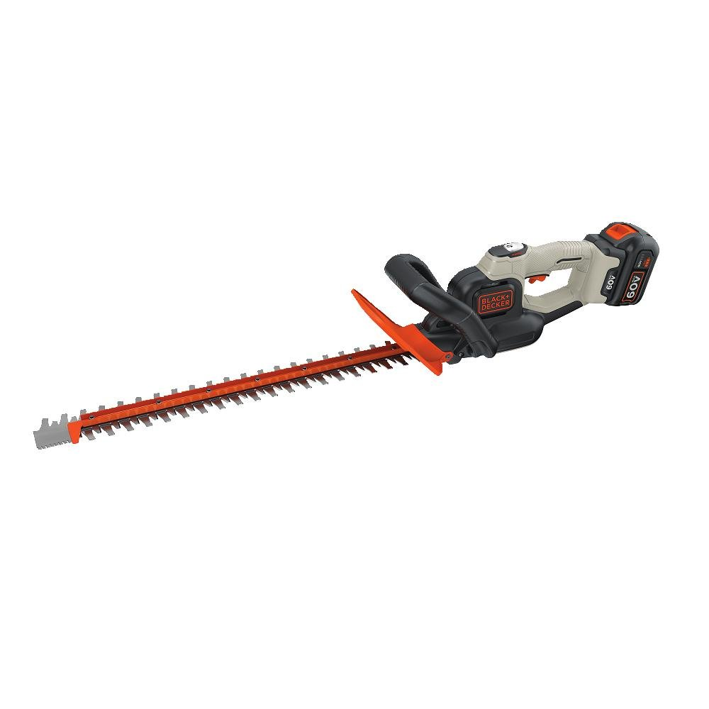 "BLACK+DECKER LHT360CFF 60V Max Powercut 24"" Cordless Hedge Trimmer"