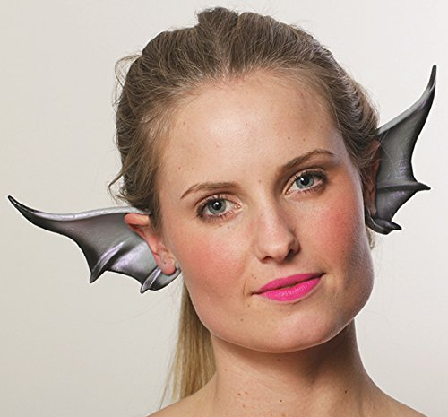 HMS Winged Dragon Gargoyle Cosplay Flexi Ears Costume Accessory, (Gargoyle Costumes)