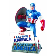 Captain America Business Card Holder