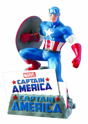 Super Action Card - Captain America Business Card Holder