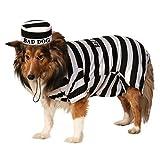 Rubies Costume Co Halloween Classics Collection Pet Costume, Medium, Prisoner